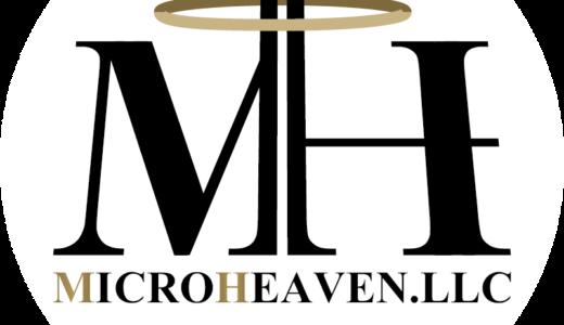 合同会社マイクロヘブン さま ロゴ